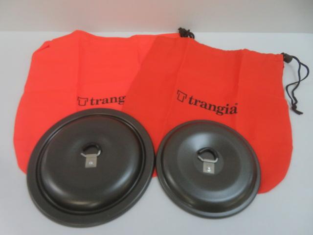 Trangia(トランギア) ストームクッカーL用ブラックリッド セット