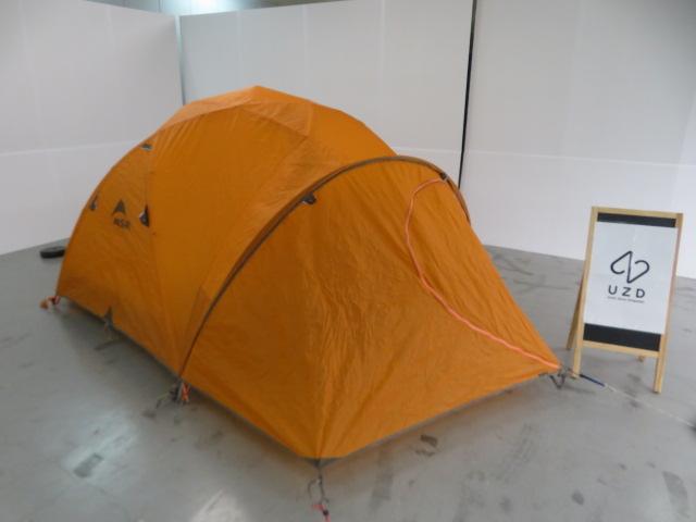 MSR(エムエスアール) ストームキング フットプリントセット