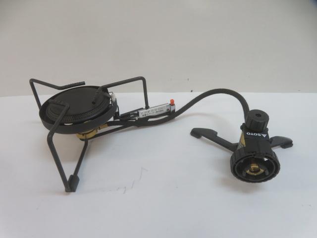 SOTO(ソト・新富士バーナー) モノトーン シングルバーナー ST-301