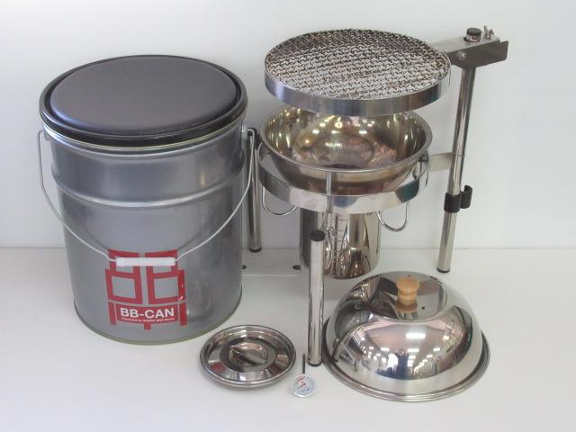 ノーブランド TAYASU BB-CAN バーべ缶