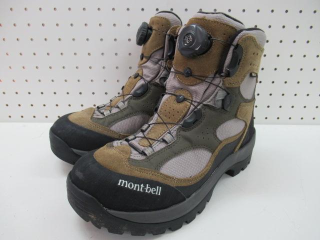 mont-bell(モンベル) テナヤブーツ メンズ