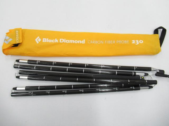 Black Diamond(ブラックダイヤモンド) カーボンファイバープローブ230