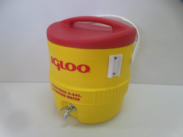 IGLOO(イグルー) ウォータージャグ 3ガロン コック変更