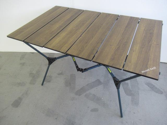 mont-bell(モンベル) マルチ フォールディング テーブル ワイド