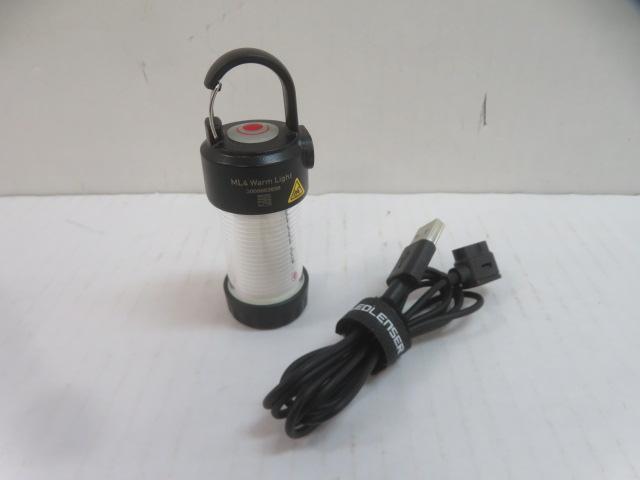 その他ブランド LED LENSER ML4 Warm Light(1)