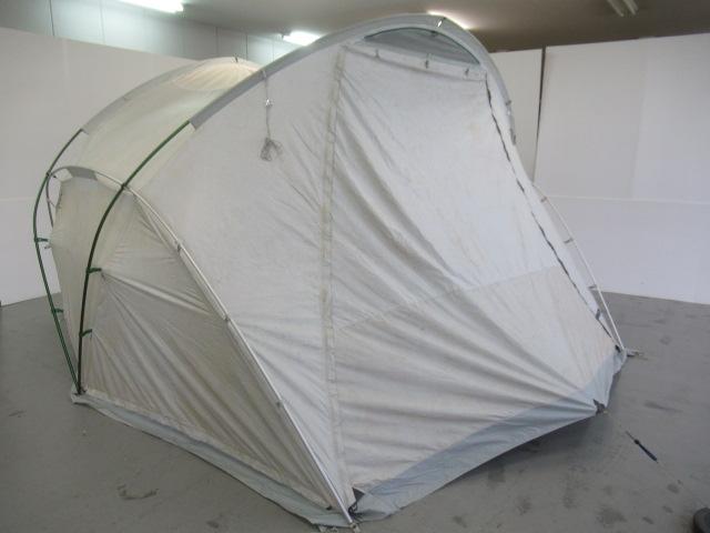 Helinox(ヘリノックス) V-TARP 韓国限定:ホワイトカラー セット