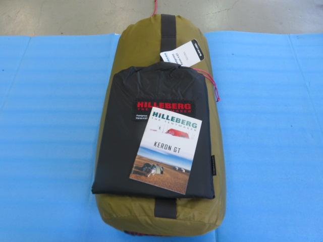 Hilleberg(ヒルバーグ) ケロン4GT サンド フットプリントセット