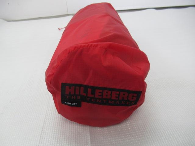 Hilleberg(ヒルバーグ) アンヤン2GT レッド フットプリントセット