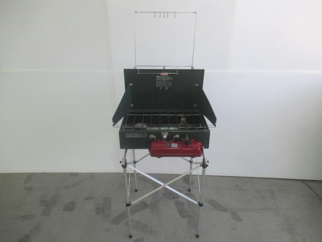 Coleman(コールマン) パワーハウス413 ツーバーナー 99年 セット