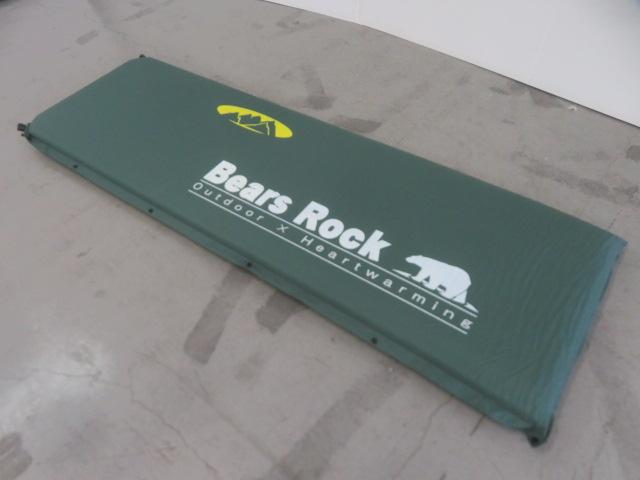 その他ブランド Bears Rock 車中泊マット 8cm 旧バルブ