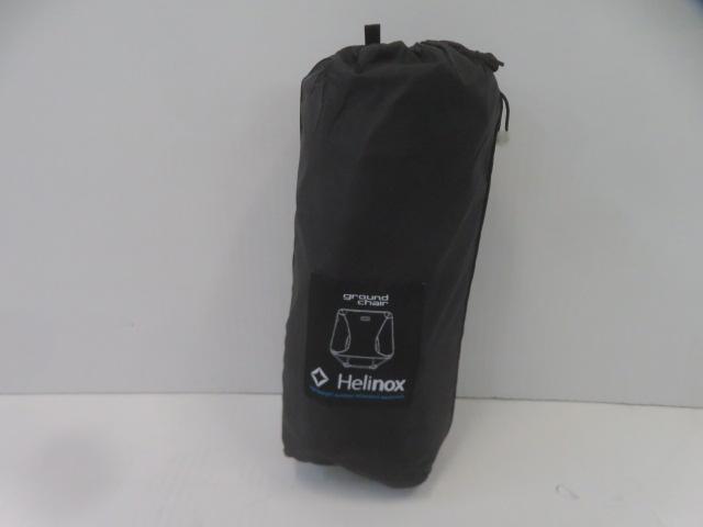 Helinox(ヘリノックス) グラウンドチェア(2) ブラック
