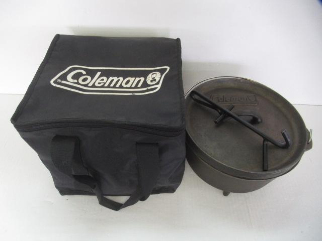 Coleman(コールマン) ダッチオーブンSF 10インチ