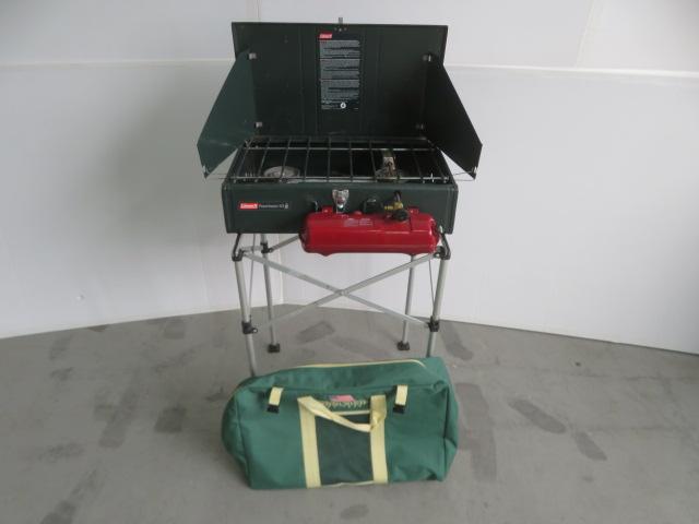 Coleman(コールマン) パワーハウスツーバーナー 413H USAモデル セット