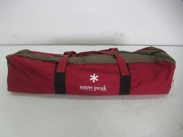 Snow Peak(スノーピーク) HDタープ シールド ヘキサL
