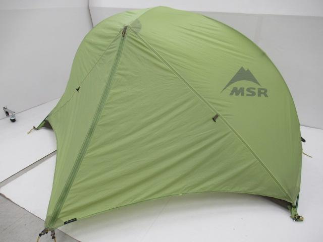 MSR(エムエスアール) ハバHP・フットプリントセット