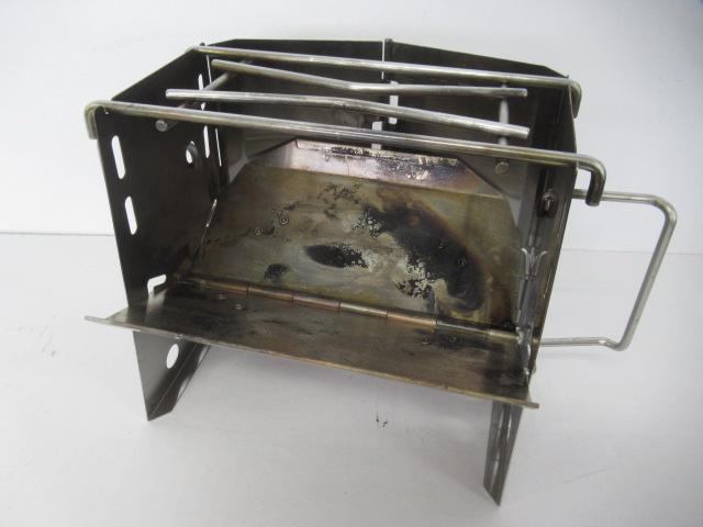 UNIFLAME(ユニフレーム) 薪グリルsolo ユニセラ鉄板セット