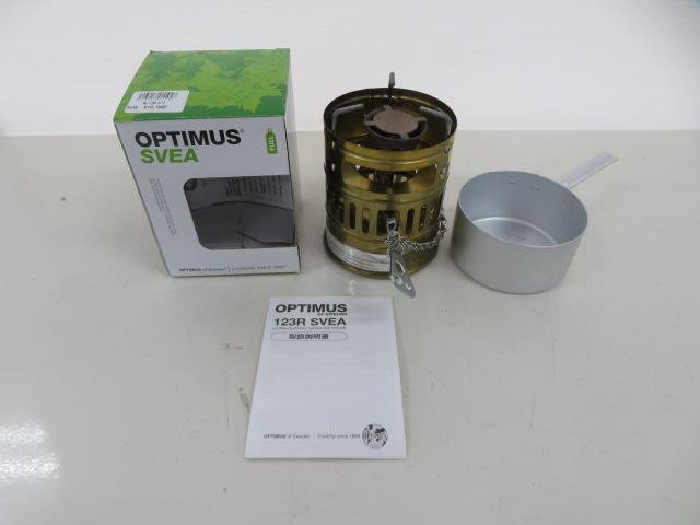 OPTIMUS(オプティマス) スベア 123R