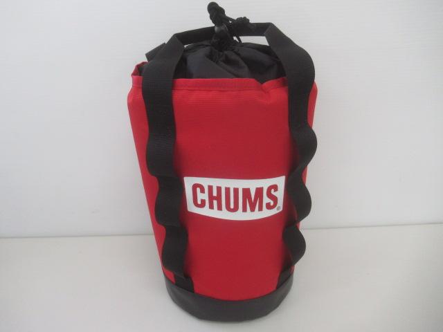 CHUMS(チャムス) チャムスロゴ バーチカルツールケース