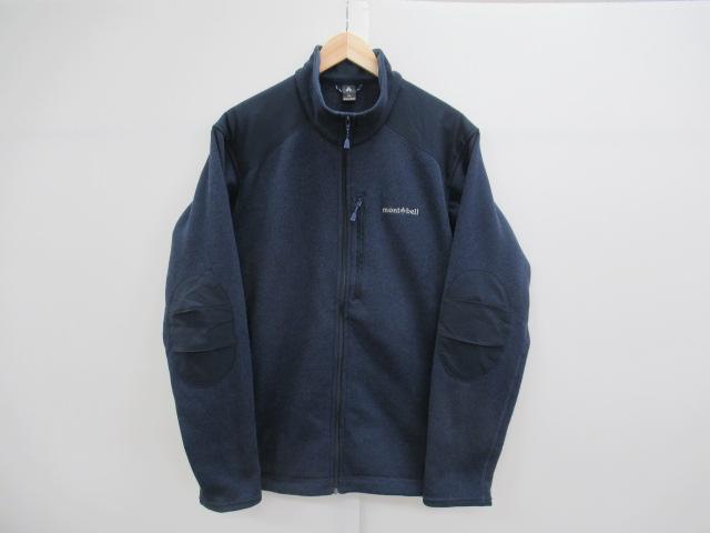 mont-bell(モンベル) クリマプラス ニットジャケット メンズ