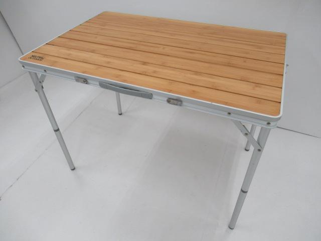 NEUTRAL OUTDOOR(ニュートラルアウトドア)  バンブーテーブル L