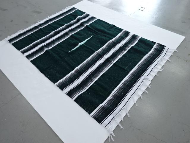 その他ブランド Molina Indian Blanket グリーン系