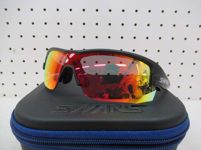 SWANS(スワンズ) STRIX H レッドシャドーミラー