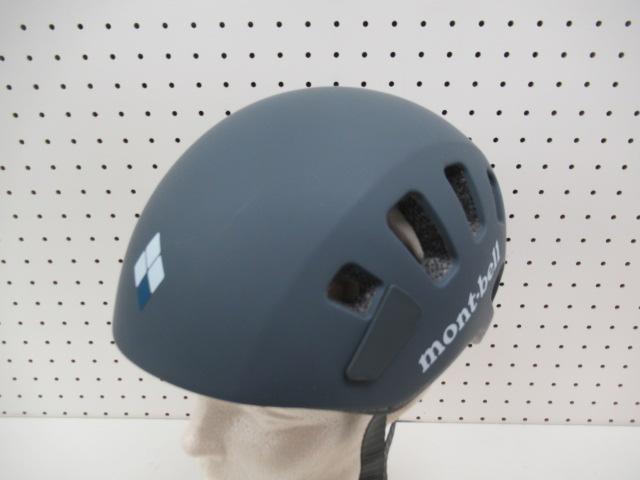 mont-bell(モンベル) L.W.アルパインヘルメット グレー
