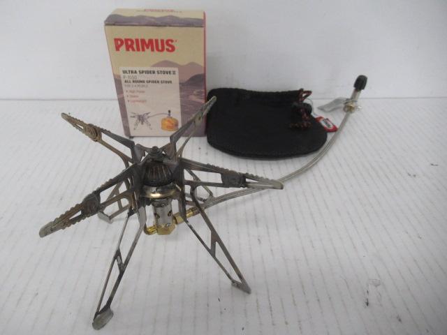 PRIMUS(プリムス) ウルトラスパイダーストーブ2 P-155S