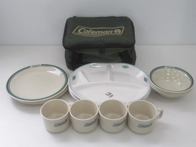 Coleman(コールマン) ニューメラミンテーブルウェアセット 170A5005 セット