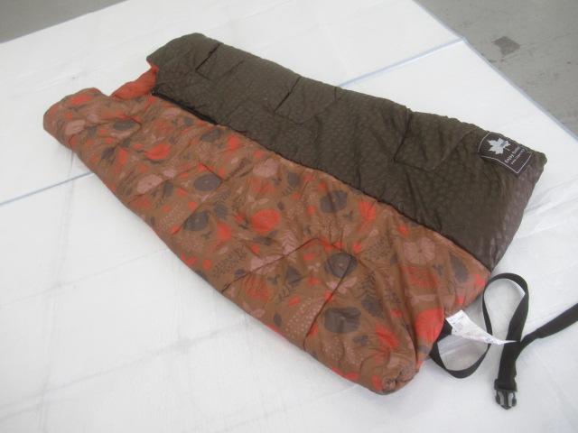 LOGOS(ロゴス) 丸洗いデザインセンタージップKIDS・-2 プランツ (2)