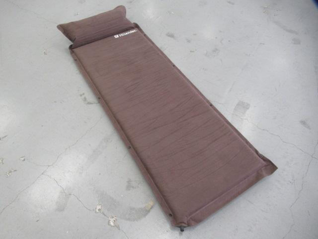 Hilander(ハイランダー) スエードインフレーターマット 5.0cm シングル 2