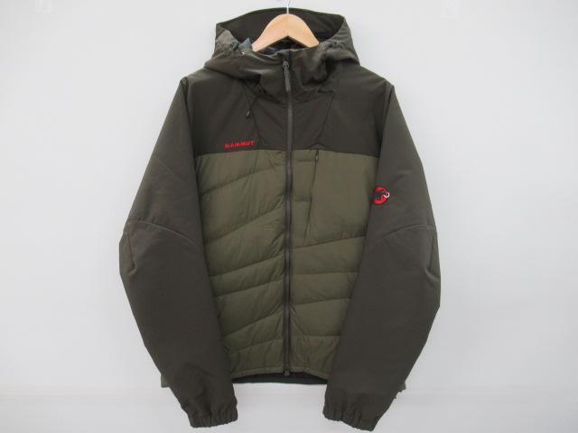 MAMMUT(マムート) ビレイハイブリッドインサレーションジャケット