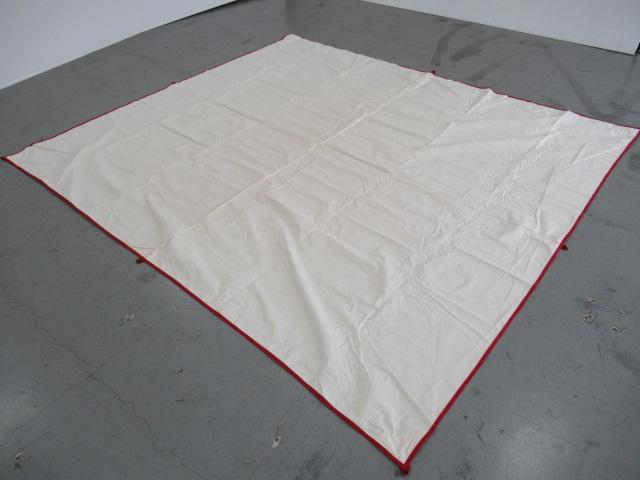 tent-Mark DESIGNS(テンマクデザイン) 焚き火タープ コットン ソロ レクタ