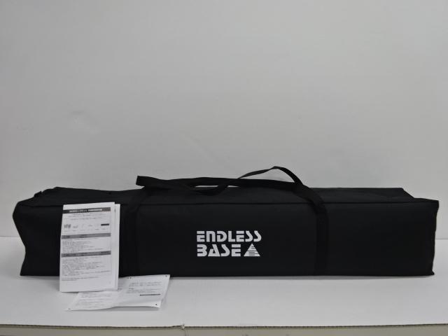 その他ブランド ENDLESS BASE 3m タープテント