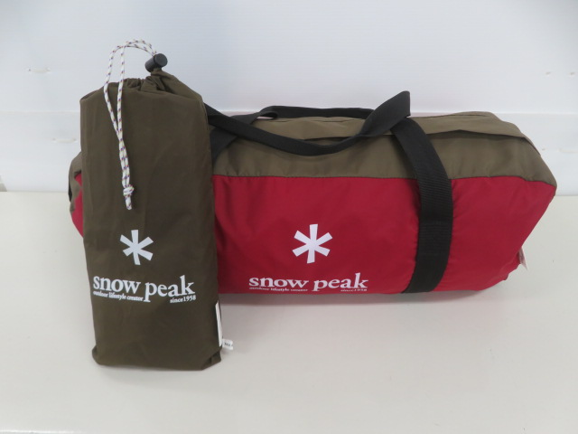 Snow Peak(スノーピーク) ヘキサイーズ 1 グランドシートセット