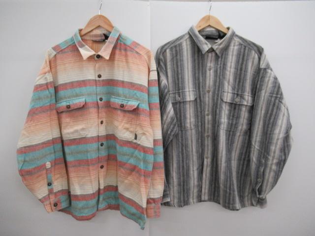 patagonia(パタゴニア) コットンシャツ2枚セット