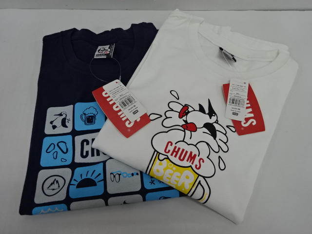 CHUMS(チャムス) with Tシャツ セット