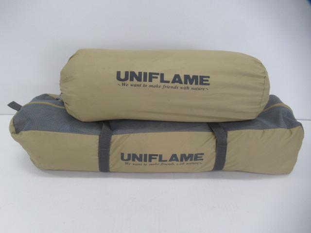 UNIFLAME(ユニフレーム) REVOタープL REVOフラップセット