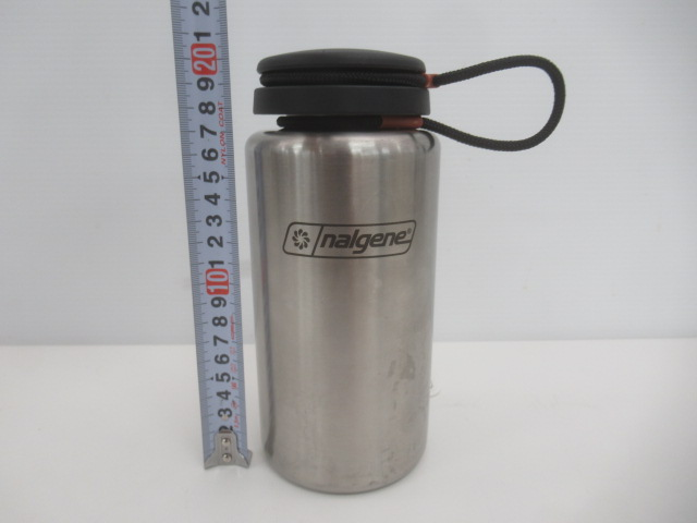 nalgene(ナルゲン) 広口1.1L バックパッカーステンレススチールボトル