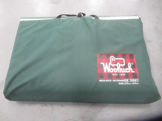 WOOLRICH(ウールリッチ) テントインナーマット 275×275cm