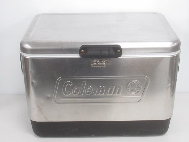 Coleman(コールマン) 54QT ステンレススチールベルトクーラー 限定 エンボス
