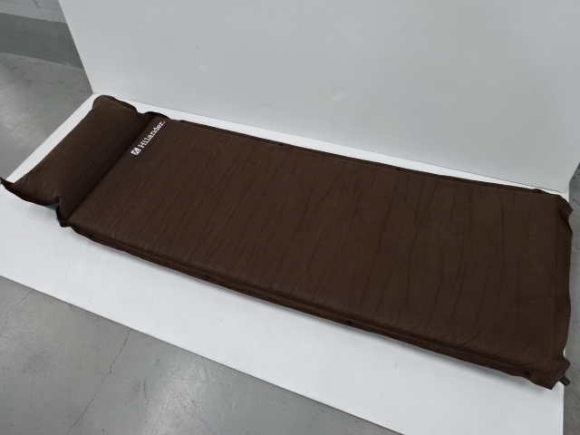 Hilander(ハイランダー) スエードインフレーターマット枕付き 5cm(2)