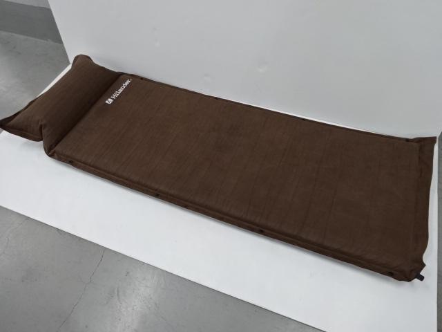 Hilander(ハイランダー) スエードインフレーターマット枕付き 5cm(3)