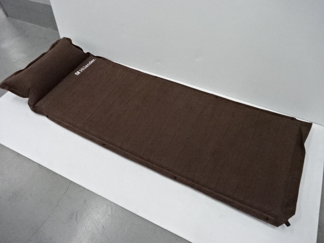 Hilander(ハイランダー) スエードインフレーターマット枕付き 5cm(4)