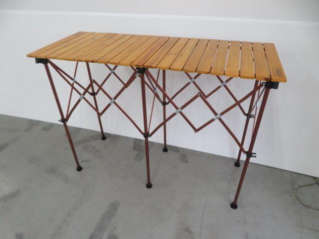 Coleman(コールマン) ナチュラルウッド カウンターテーブル クラシック