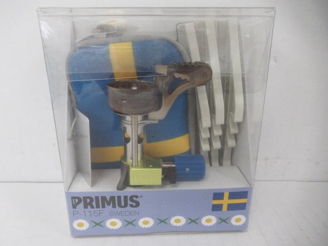 PRIMUS(プリムス) P-115F スウェーデン フェムストーブ