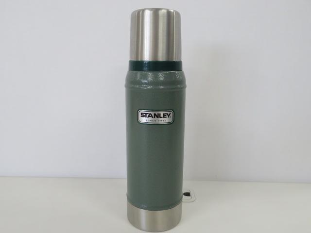 STANLEY(スタンレー) クラシック真空ボトル 0.75L グリーン