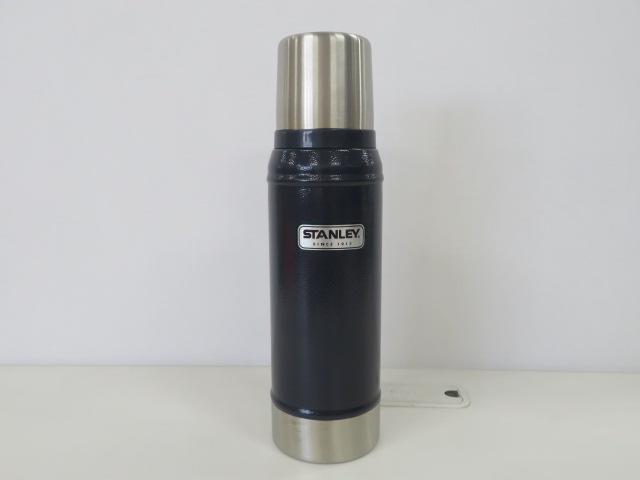 STANLEY(スタンレー) クラシック真空ボトル 0.75L ネイビー