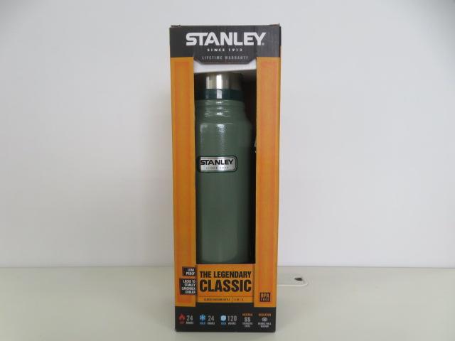 STANLEY(スタンレー) クラシック真空ボトル 1L グリーン