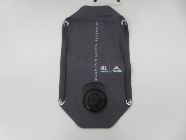 MSR(エムエスアール) ドロメダリーバッグ 4L